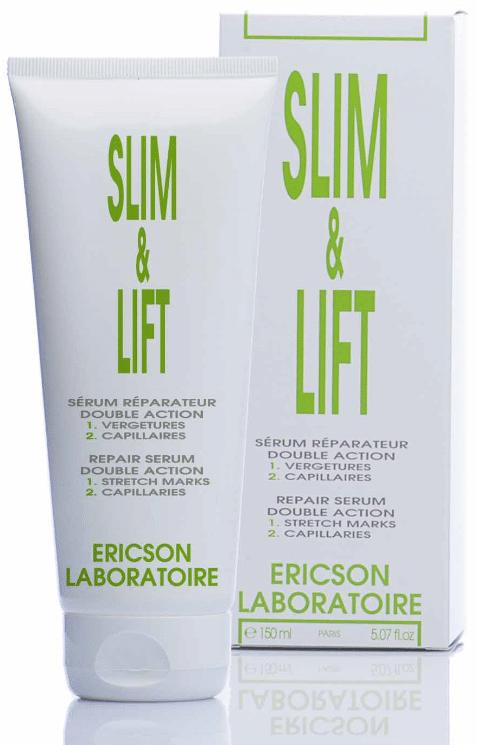 SLIM & LIFT - SERUM MINCEUR- Anti vergetures et système vasculaire
