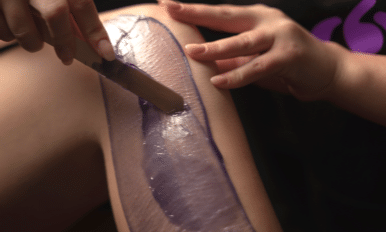 Epilation Demi-jambes