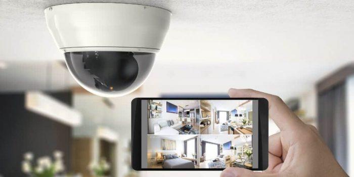 installation caméra vidéosurveillance