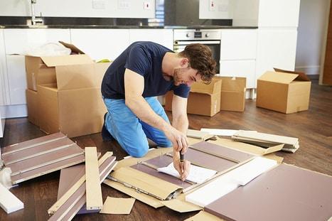 Bricoleur à domicile - montage de meuble