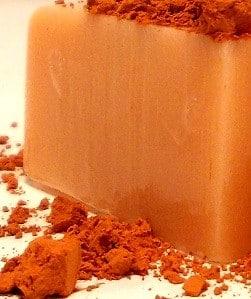 ARGILE ROUGE LAIT D'ANESSE BIO (10%) Certifié ECOCERT Fabrication Artisanale AU BAIN DOUCHE