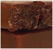 CHOCOLAT Savon végétal enrichi à la glycérine Fabrication Artisanale AU BAIN DOUCHE