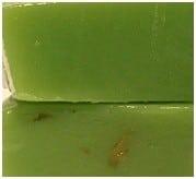 VERVEINE CITRONNEE Savon végétal enrichi à la glycérine Fabrication Artisanale AU BAIN DOUCHE